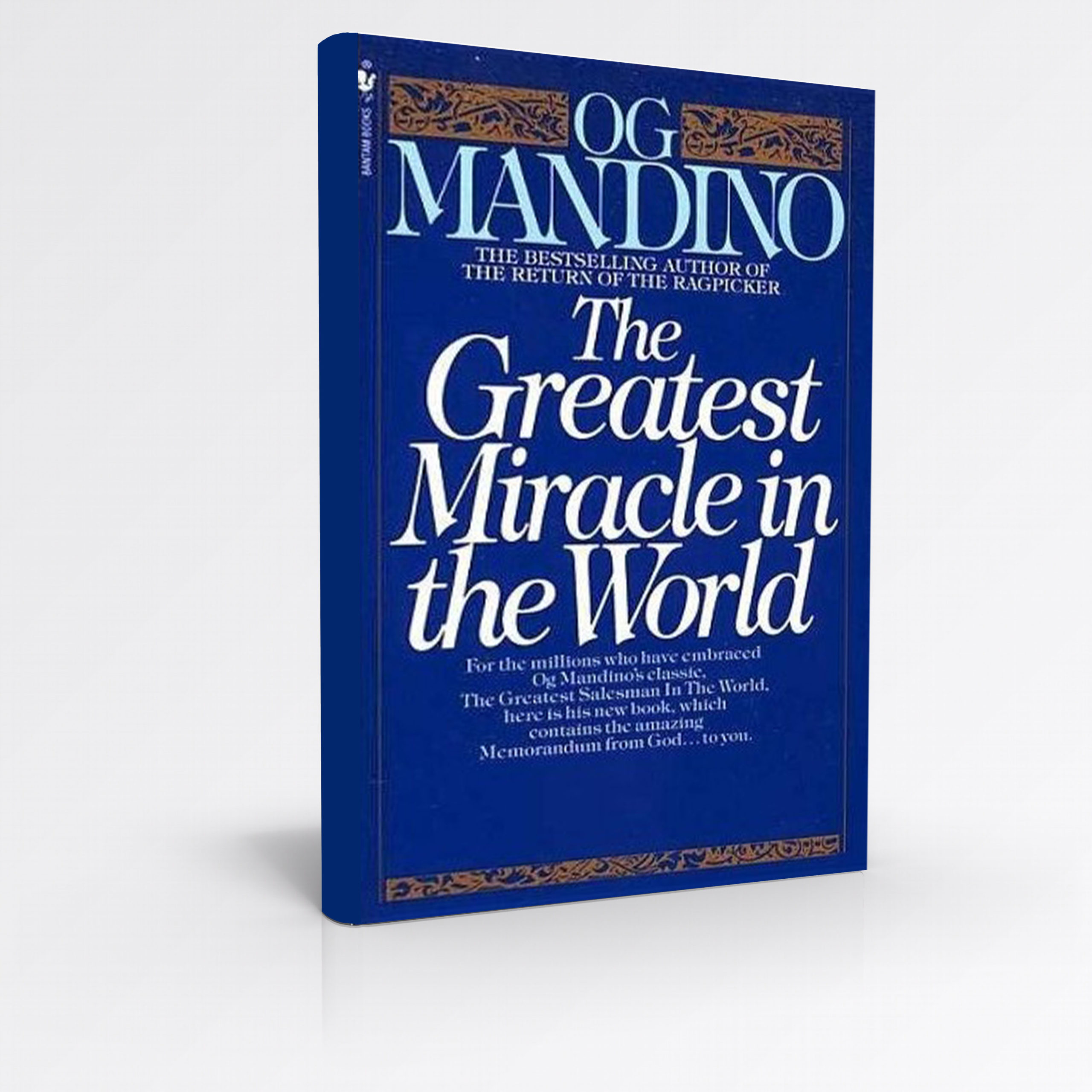 The Greatest Miracle in the World - Book