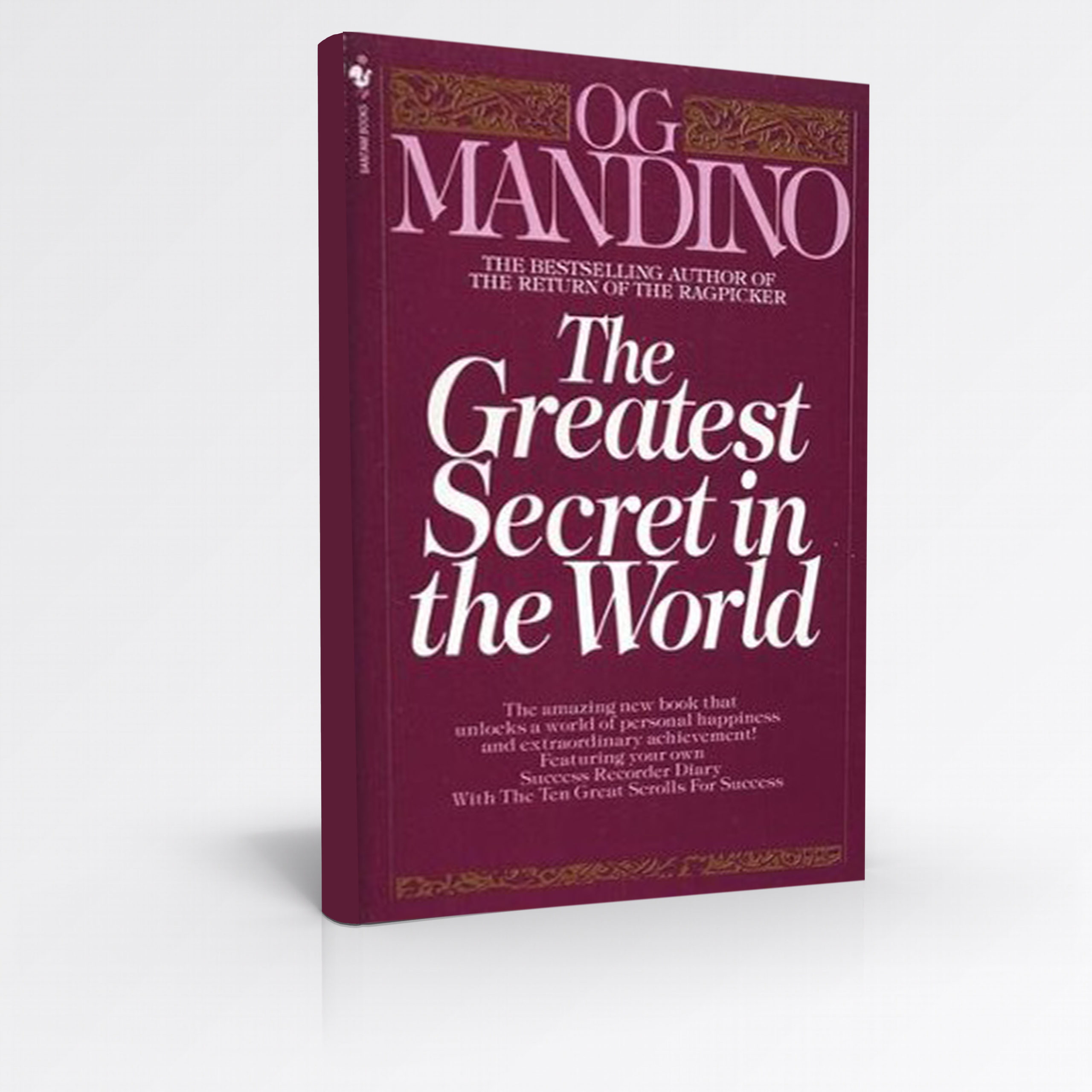 The Greatest Secret in the World - Book