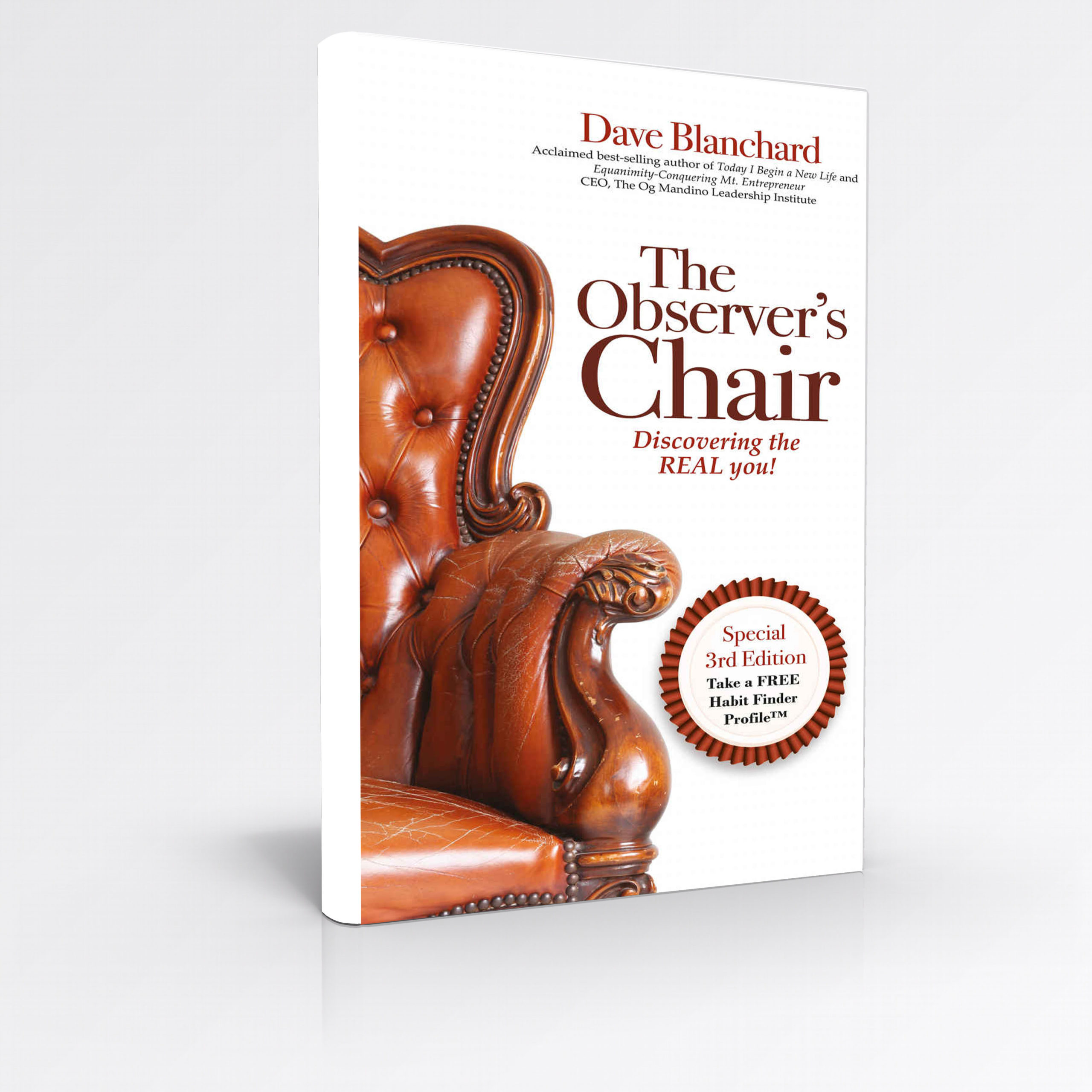 The Observer's Chair - Book