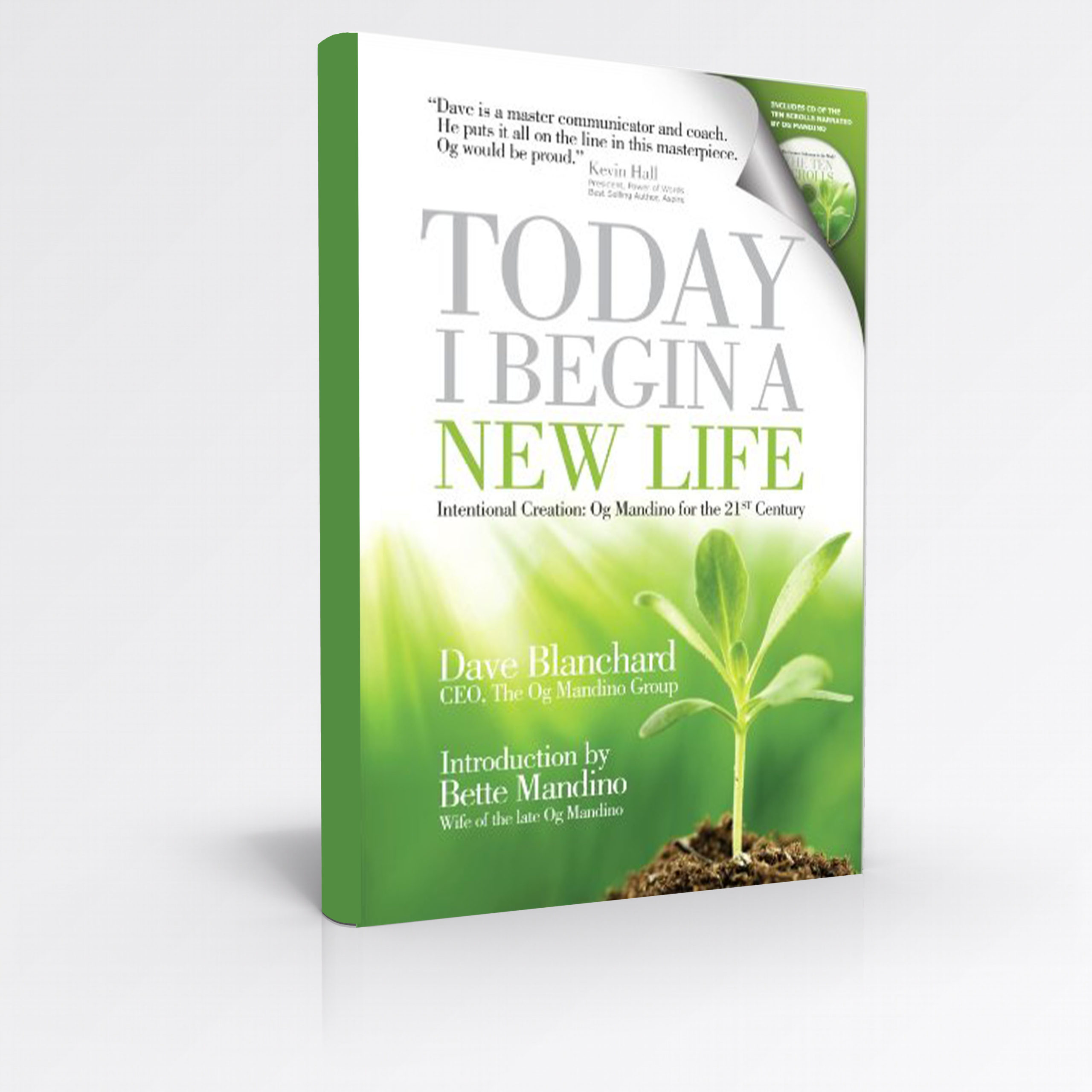 Today I Begin A New Life - Book